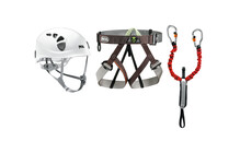Petzl Kit Via Ferrata Gr. 1